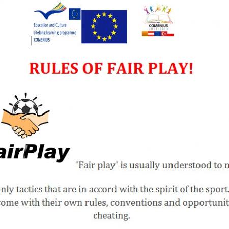 Broszura Fair Play